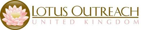Women Have Wings Partner: Lotus Outreach Logo